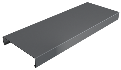 Pressed Aluminium Wall Coping Length_1